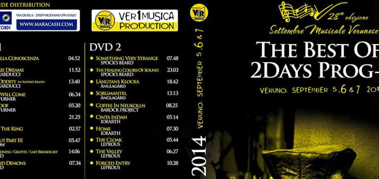 Nuovo DVD 2014