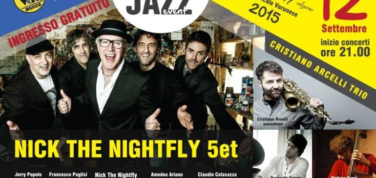 Jazz 12 Settembre 2015 ore 21